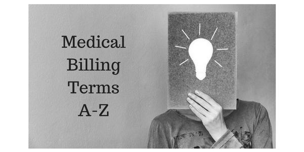 Medical Billing Terminology
