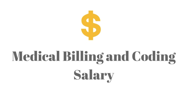 Medical Billing And Coding Salary >> Medical Billing And Coding Salary Of United States